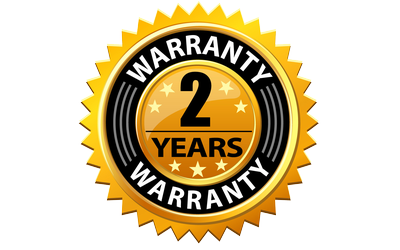 hullsonic 2 year warranty
