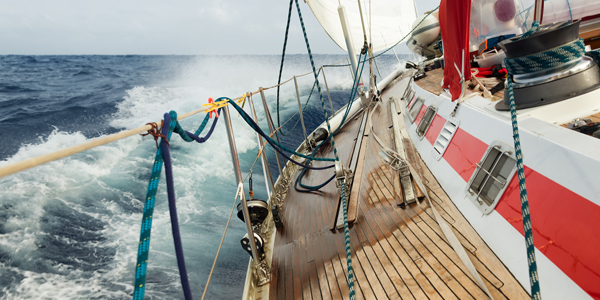 Electronic Antifouling technology for sailboats
