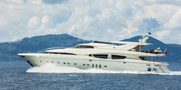 Ultrasonic Antifouling for Superyachts